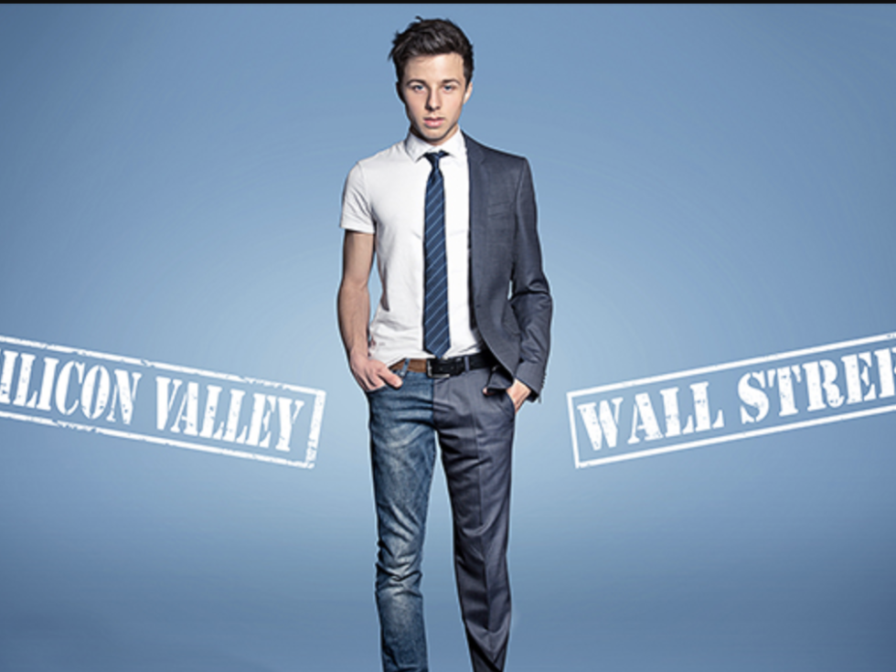 Silicon Valley is the new Wall Street